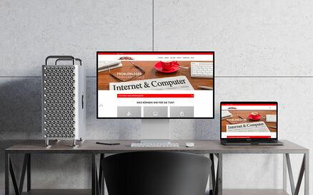WordPress Website für LoginEDV