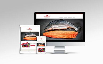 TYPO3 Website für tg-seadfood.de